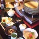 3893905 - 湯豆腐料理花