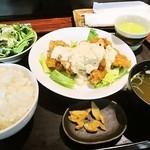 38930087 - チキン南蛮定食