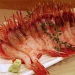 和食処 一隆 - 白海老