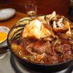 きらく - 名物の桜鍋