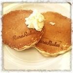 ルサルカ - お代わりパンケーキ
