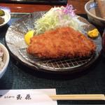 とんかつ玉藤 麻生店 -
