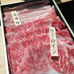 京都 瓢斗 - 近江牛と美湯豚。