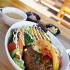 cafe little ma'am - 料理写真:野菜たっぷりロコモコ丼