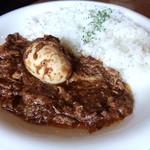 スパイスカフェ ベロデカ - スープカレー屋のルーカレー ¥750