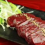 肉三昧 石川竜乃介 - 【売り切れ必須の「極上レバ焼き」】