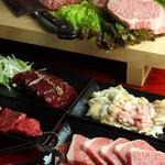 肉三昧 石川竜乃介 - お肉屋さんが心配する程の破格で提供