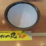 とんかつ かつ丸 - 小鉢