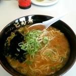 ラーメンとん太 - 料理写真:味噌ラーメン