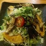 38944041 - 焼き野菜のサラダ