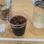 レイ アロハ - セット ホットコーヒーとアイスティーも選択可