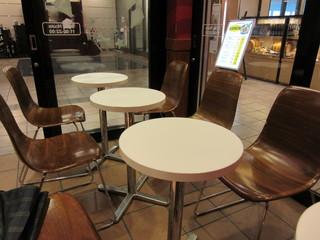 COLD STONE CREAMERY 渋谷マークシティ店 - イートインスペース