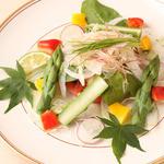 さかな玄菜 - 新鮮野菜をサラダが一番