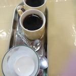 中華飯店 大一樓 - 2015年3月 食後のコーヒー(サービス)