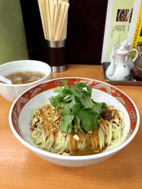 かづ屋 - 汁なし担々麺