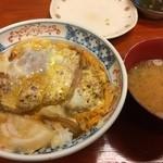 ふく屋 - カツ丼