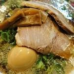 尾道文化ラーメン - 醤油ラーメン♪