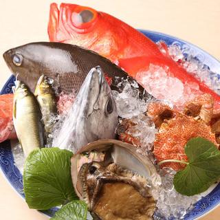 季節の食材を使用して最高のお料理をご提供!