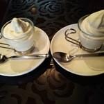 月のとき - ホットペッパークーポン提示で 美山牛乳ミニソフトクリームのサービス~♪(^o^)丿