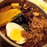 ショーリン - 角煮カレー+α
