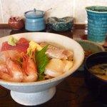 河童土器屋 - 海鮮丼