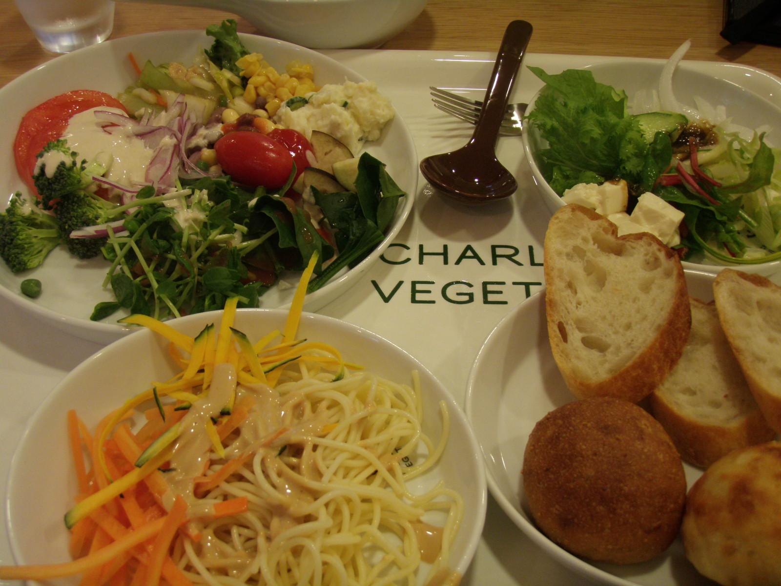 野菜がおいしいごはん
