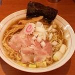 niboshichuukasobasuzuran - 純煮干そば(不定期限定)
