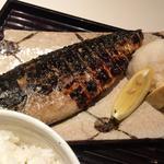 38952074 - 五丁目 千 きいろ(焼き魚の定食)