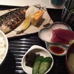 38952075 - 五丁目 千 きいろ(焼き魚の定食)