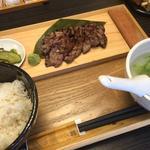 38952093 - 伊達哉(仙臺牛たん定食)