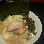 ゴル麺。 - 塩豚骨ラーメン(\780)