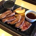ステーキガスト 川崎野川店  - ステーキガストの熟成カットステーキが100円引きで999円だった