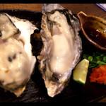 鍋横 赤燈 - 兵庫県産 生牡蠣