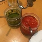 ナマステ - ミントとトマトのスパイス