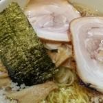 宗家一条流がんこラーメン八代目直系 - 醬油ラーメン 2015.6