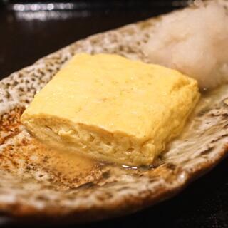 玉笑 - 玉子焼き (2015/05)