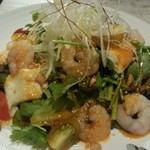 エカイエJP - 海老とパクチーのアジアンなサラダ