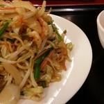 中国料理東順永 - 五目焼きそば 2015.5