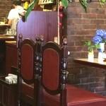 アンクル - 当時の喫茶店というのは、入ればイメージ通りなのが安心ですね
