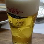 だるまや - ビール