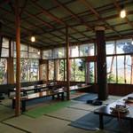 松茸山 別所和苑 - 最大250名まで収容可能です