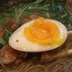 3896633 - 純鶏そばの煮卵