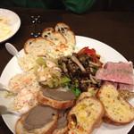 ビストロ ティアボ - 前菜盛り合わせ❤︎