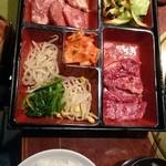 三千里 - 満腹ランチ1050円