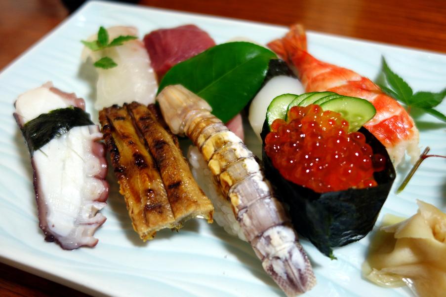 寿司割烹八重垣