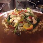38964405 - 野菜カレー