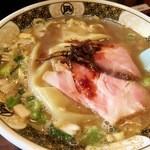 すごい煮干ラーメン凪 大久保北口店