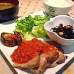 ジミーズパラダイス - 本日の日替り定食 【ローストポーク定食】