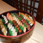 デイナイト - 27年6月 回らない寿司。