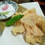 赤まる - チーズ天ぷら